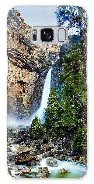 State Park Galaxy Case - Spring Valley by Az Jackson