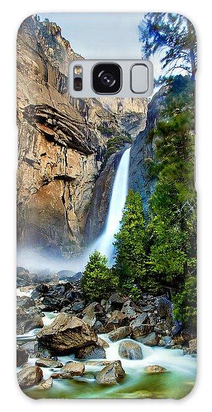 Yosemite National Park Galaxy S8 Case - Spring Valley by Az Jackson
