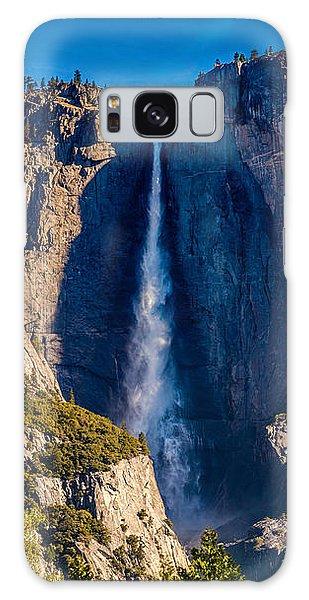 Yosemite National Park Galaxy S8 Case - Spring Water by Az Jackson