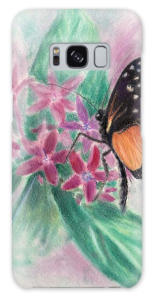 Springs Morning Galaxy Case by Brenda Thour