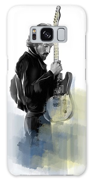 Springsteen Bruce Springsteen Galaxy Case by Iconic Images Art Gallery David Pucciarelli