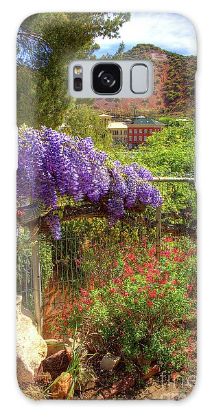 Springtime In Old Bisbee Arizona Galaxy Case