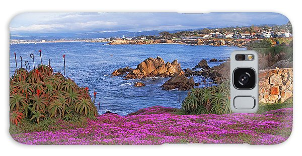 Springtime In Pacific Grove Galaxy Case