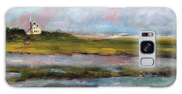 Springtime In The Marsh Galaxy Case