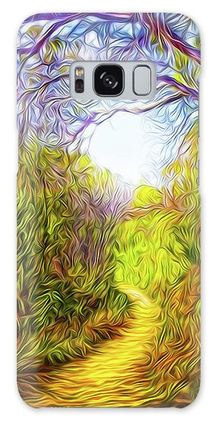 Springtime Pathway Discoveries Galaxy Case