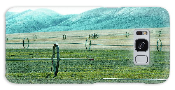 Sprinkler - Eastern Wa Galaxy Case