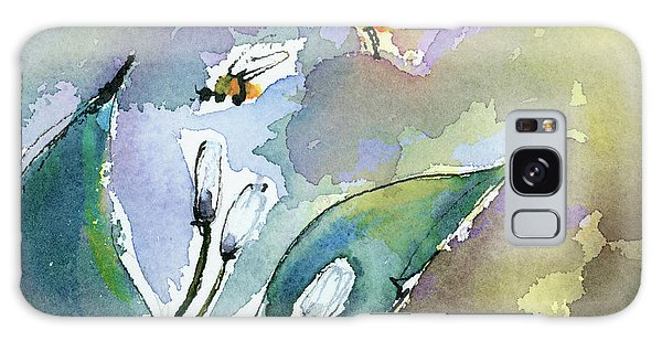 Sprint Fever Watercolor And Ink Galaxy Case