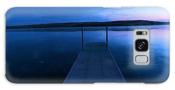 Springbrook Lake At Dawn Galaxy Case by Jeff Swan