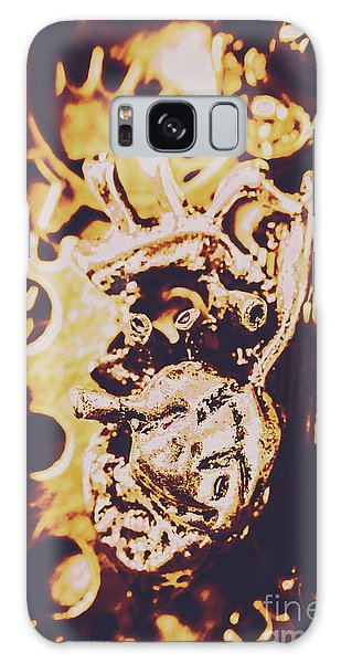 Style Galaxy Case - Sprockets And Clockwork Hearts by Jorgo Photography - Wall Art Gallery