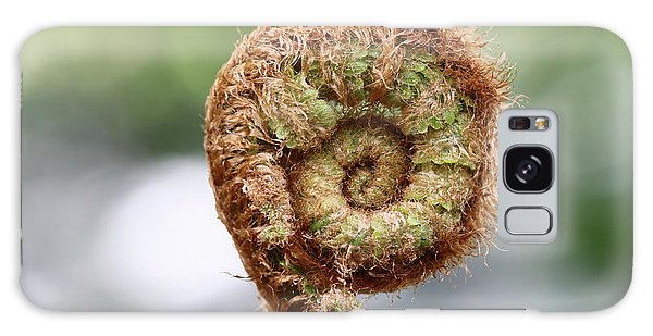 Sprout Of Ferns Galaxy Case by Michal Boubin
