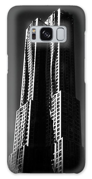 Gehry Galaxy Case - Spruce Street By Gehry by Jessica Jenney