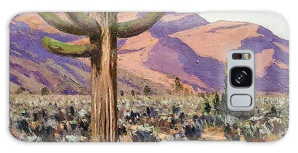Spur Cross Ranch Galaxy Case