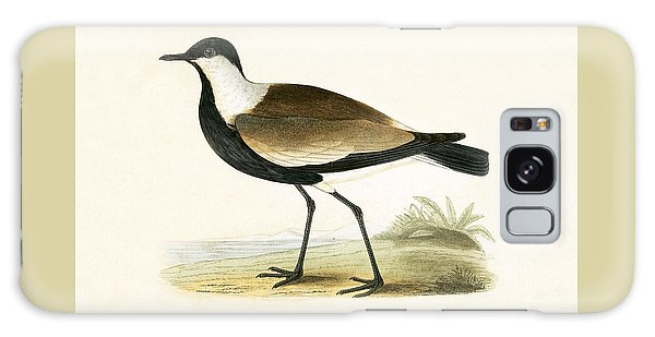 Lapwing Galaxy Case - Spur Winged Plover by English School