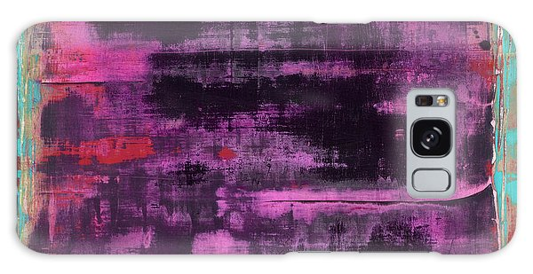 Art Print Square1 Galaxy Case