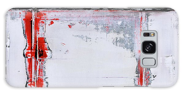 Art Print Square6 Galaxy Case