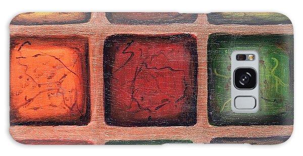 Squared In Bronze Galaxy Case