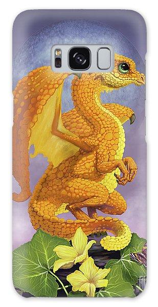 Squash Dragon Galaxy Case by Stanley Morrison