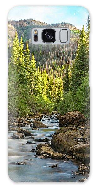 Squaw Creek, Colorado #2 Galaxy Case