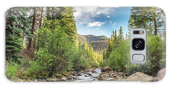 Squaw Creek, Colorado Galaxy Case