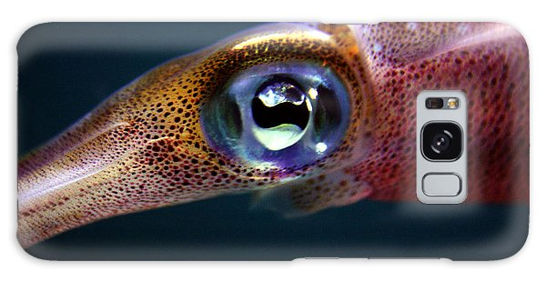 Squid Eye Galaxy Case