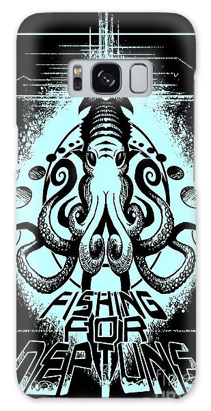 Squid Galaxy Case by Tony Koehl