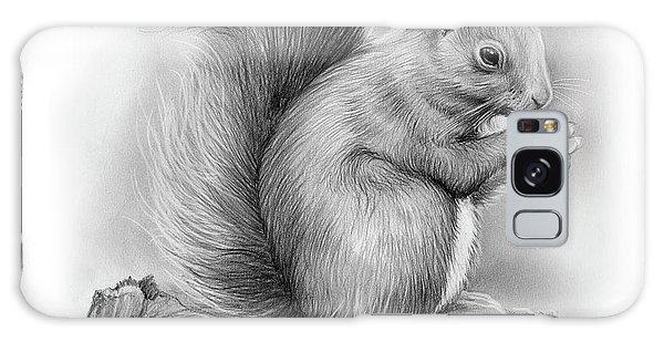 Squirrel Galaxy Case - Squirrel by Greg Joens