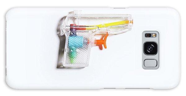 Bath Galaxy Case - Squirt Gun by Scott Norris
