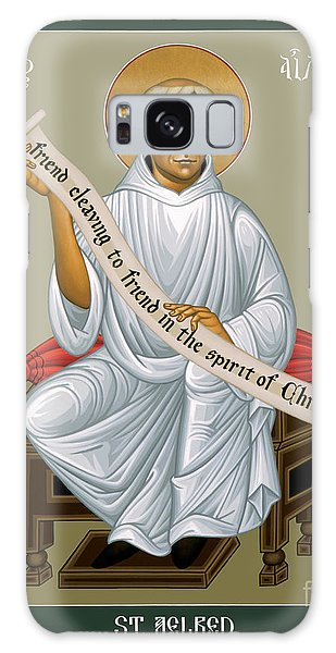 St. Aelred Of Rievaulx - Rlaor Galaxy Case