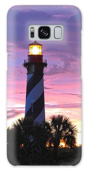 St. Augustine Light Galaxy Case