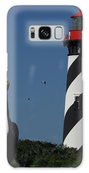 St. Augustine Lighthouse Galaxy Case