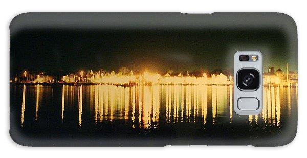 St. Augustine Lights Galaxy Case