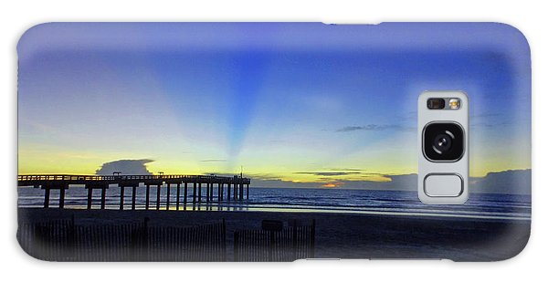St Augustine Morning Galaxy Case