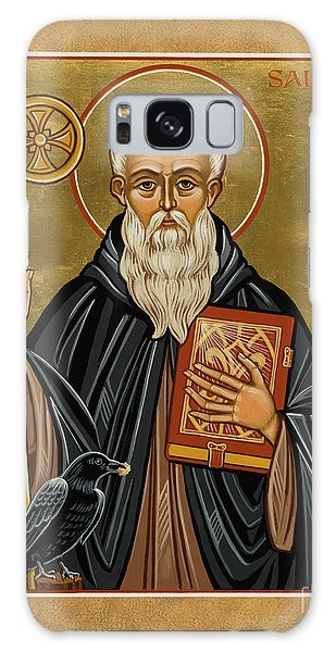 St. Benedict Of Nursia - Jcbnn Galaxy Case