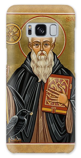 St. Benedict Of Nursia - Jcbnn Galaxy Case