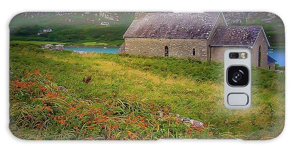 St. Brendan The Navigator Church Of Ireland In Crookhaven Galaxy Case