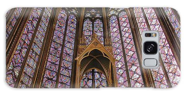 St Chapelle Paris Galaxy Case
