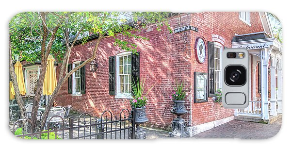 St Louis Mo Galaxy Case - St. Charles Restaurant by Spencer McDonald