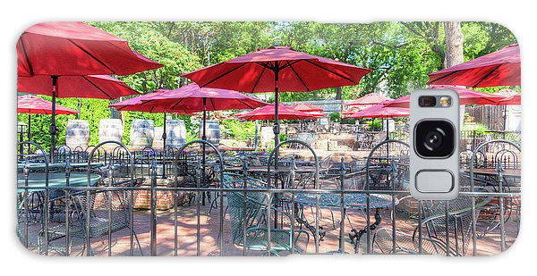 St Louis Mo Galaxy Case - St. Charles Umbrellas by Spencer McDonald
