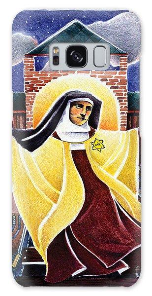 St. Edith Stein - Mmedi Galaxy Case