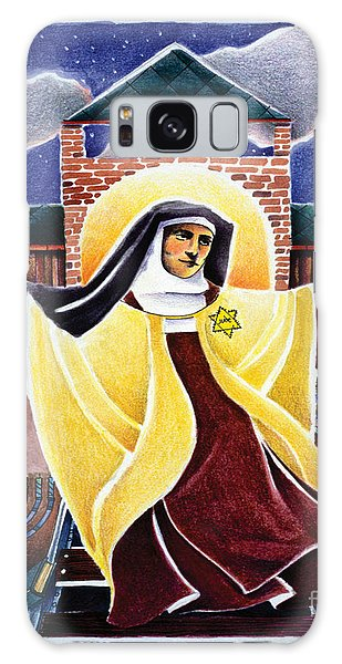 St. Edith Stein - Mmedi Galaxy Case