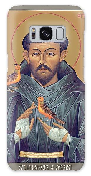 St. Francis Of Assisi - Rlfob Galaxy Case