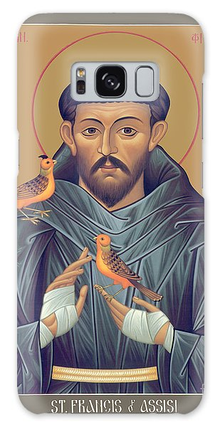 St. Francis Of Assisi - Rlfob Galaxy Case