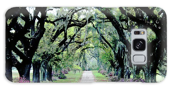 St Francisville Plantation Galaxy Case