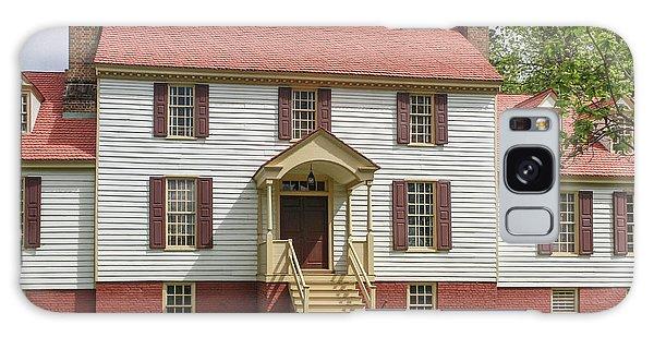 Royal Colony Galaxy Case - St George Tucker House by Teresa Mucha