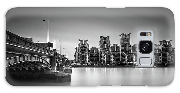 England Galaxy Case - St. George Wharf by Ivo Kerssemakers