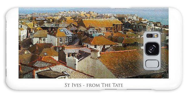 St Ives - From The Tate Galaxy Case
