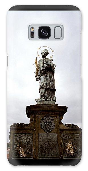 Saint John Of Nepomuk Galaxy Case