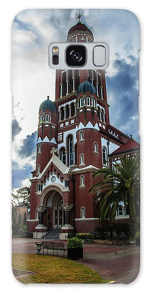 St. Johns Cathedral 1 Galaxy Case by Robert Hebert