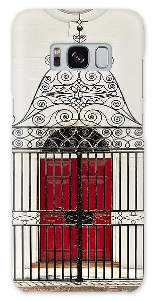 St. John's Gate Galaxy Case