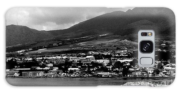 St. Kitts Beautiful Caribbean Island  Galaxy Case